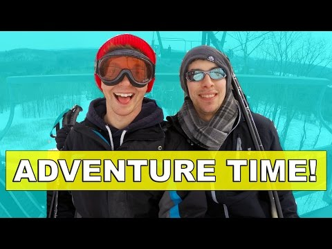 Gay Travel: Ski Trip in Canada