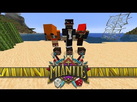 Minecraft: Mianite - The Craziest Purge Yet! [97]