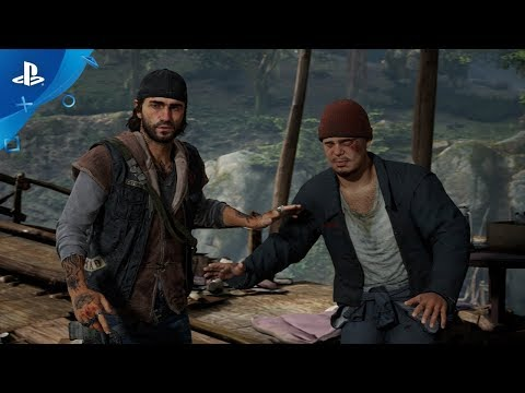 Days Gone Gameplay Demo - E3 2017 PS4 Gameplay Stage Demo (Playstation 4 - PS4 Exclusive)