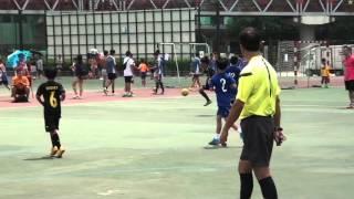 國慶盃小學五人足球比賽 – 2015 ( 石鐘山 vs 石圍