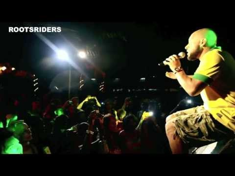 Redemption Song - Mitchell Brunings & Rootsriders (Live in Caribbean)