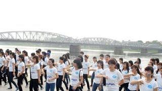 (Flash mob) Về với Huế !!!