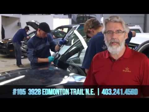 Kings Glass - Automotive, Residential & Commercial Glass Service in Calgary