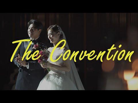 더컨벤션, 더컨벤션 송파문정 - [4K] 웨딩영상, 본식영상, 본식dvd, 더팔레트 스냅&필름