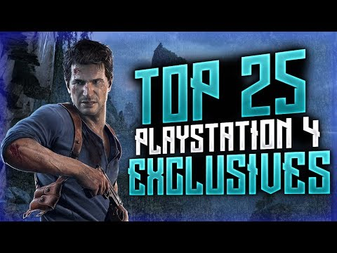 Top 25 PlayStation 4 Exclusive Games | 2019