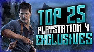 Top 25 Playstation 4 Exclusive Games | 2020
