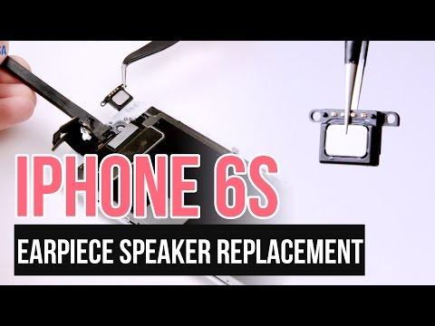 IPhone 6s Earpiece Speaker Replacement Video Guide