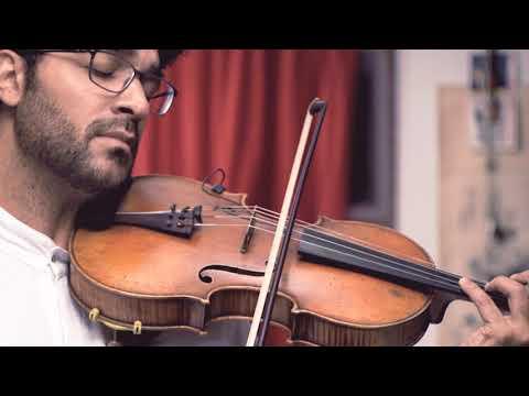 Arvo Pärt Spiegel im Spiegel • Juan-Miguel Hernandez: viola & Merlin Ettore: modular synthesizer