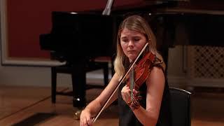 Hill Quartet: Webern, 'Langsamer Satz'