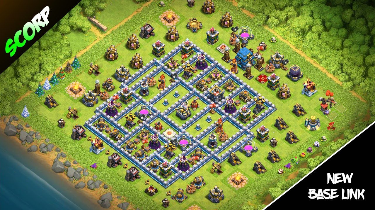 Th 12 War Base With Link 7