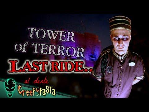 Tower of Terror Last Ride | Al Dente Creepypasta 03