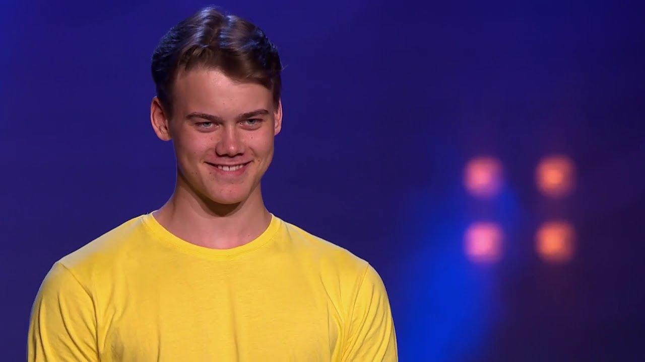 William Segerdahl superhyllad av juryn efter solosången i Idol 2018 - Idol Sverige (TV4)