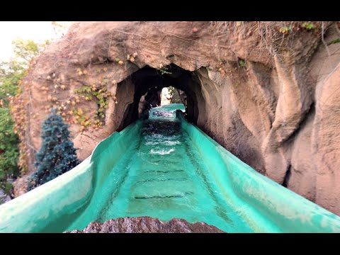 Timber Mountain Log Ride POV Knott's Berry Farm