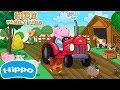 Hippo Gospodarstwo rodzinne dzieci cartoon game