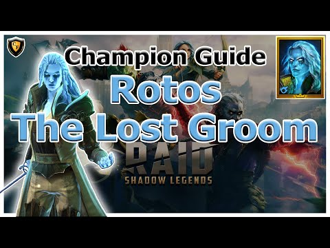 RAID Shadow Legends | Champion Guide | Rotos The Lost Groom