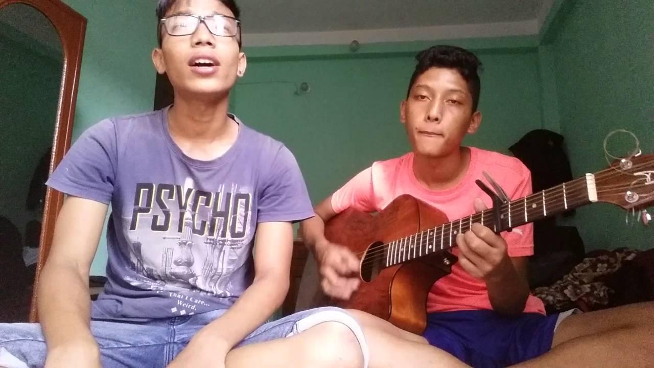 Dherai Din Vo Timro Jhajhalko Cover By Bijay N Anil Youtube