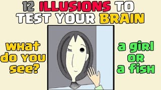 12 Illusions To Test Your Brain - Tomics Feed