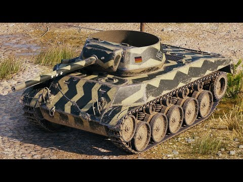 World of Tanks T67  11 Kills 3,3K Damage 1 VS 10