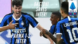 Parma 1 - 2 Inter | Match Reaction | Bastoni Is The Future!