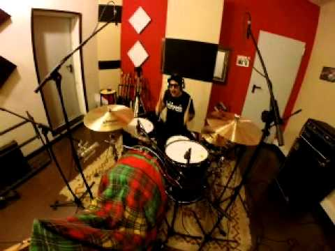 Rolando Cappanera at 360 Music Factory Recording Studio