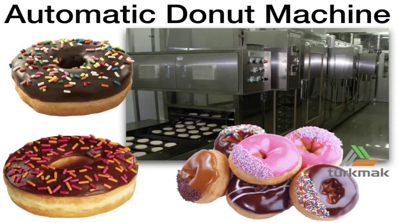 Donut Automat