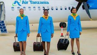 Watizame Wafanyakazi Warembo wa Air Tanzania, Magufuli Ashindwa Kuzuia Hisia na Kufanya hili...