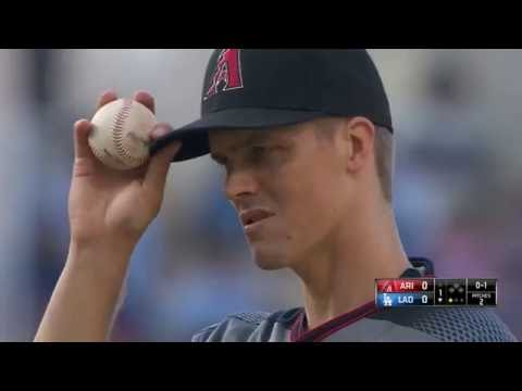 September 05, 2016-Arizona Diamondbacks vs. Los Angeles Dodgers
