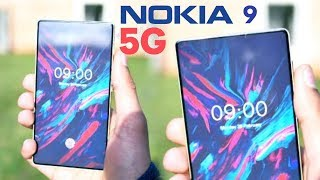 Nokia 9 With 5G Network - NIGHTMARE IS HERE!!! 72MP DSLR KILLER SMARTPHONE!!!