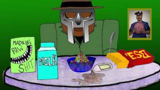 MED/BLU/MADLIB - Knock Knock feat. MF DOOM
