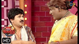 Rocket Raghava Performance | Jabardasth | 21st  February 2019    | ETV  Telugu