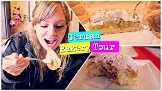 GERMANY BAKERY TOUR | Food Travel Vlog