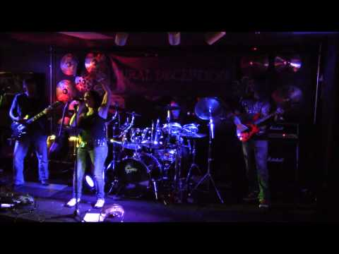 """DIO-""""Rainbow In The Dark"""" cover by Katie Valedetero, and AURAL DECEPTION band"""