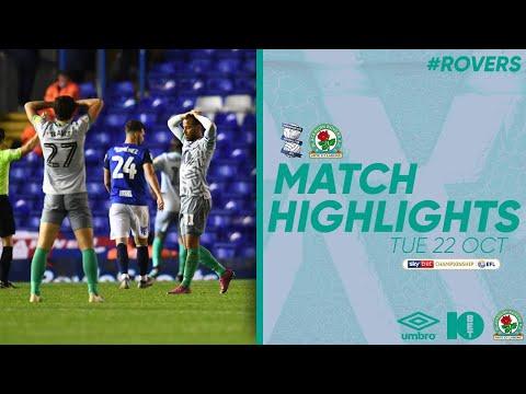 Highlights: Birmingham City 1-0 Rovers