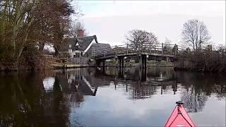 Kayak / Canoe Trail - River Stour :: Cattawade / Flatford / Dedham