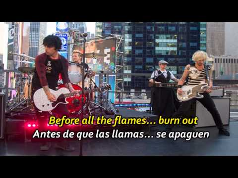 Green Day - 8th Avenue Serenade (Subtitulado En Español E Ingles)
