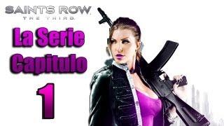 Saints Row The Third - La Serie Capitulo 1 - HD 720p