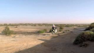 MERZOUGA RALLY 2014 - STAGE 2