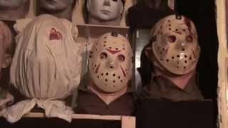 bust jason voorhees Friday the 13 masked with mask collection