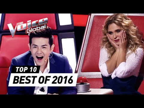 Thumbnail: TOP 10 | BEST 'Blind Auditions' of The Voice Kids 2016