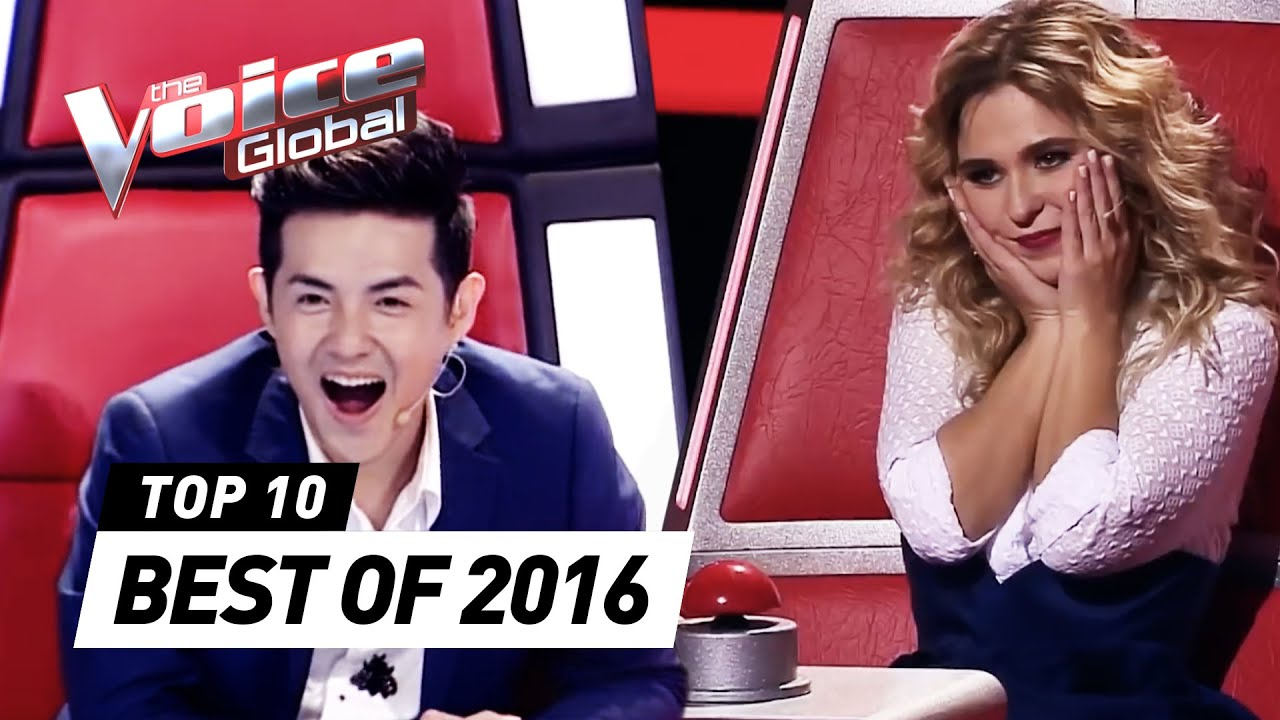 TOP 10 | BEST 'Blind Auditions' of The Voice Kids 2016