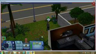How to play as the grim reaper on sims 3