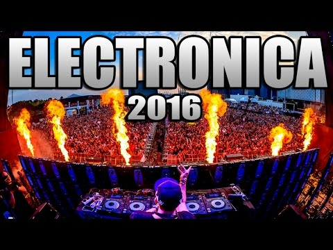 MÚSICA ELECTRÓNICA 2016, Lo Mas Nuevo - Electronic Music Mix 2016 / Con Nombres (N° 5)