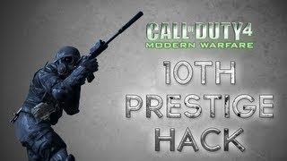 Repeat youtube video CoD4 - Hack Level 55 + Unlock All [PC]