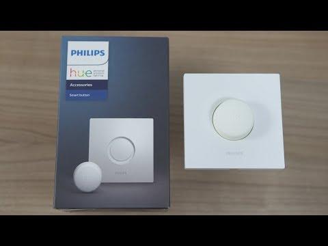 Philips Hue Smart Button im Test & Vergleich!