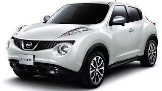 Nissan Juke тест драйв и обзор автомобиля.  Новое видео