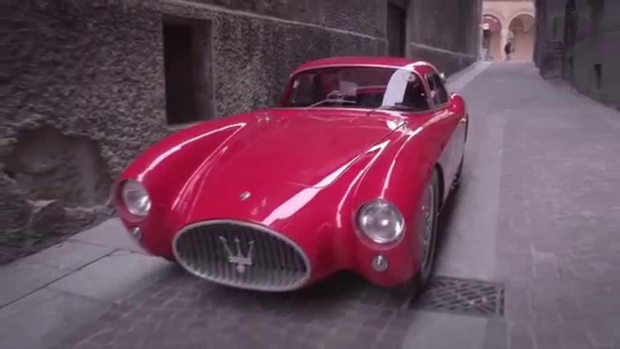 Free Car History Report >> Maserati. 100 years of history - YouTube