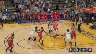 NBA 2K16 - Los Angeles Clippers vs Golden State Warriors Gameplay (PC HD) [1080p60FPS]