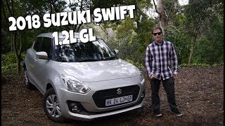 2018 Facelifted Suzuki Swift 1.2GL Test drive review
