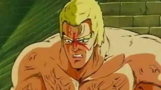 聖帝サウザー「退かぬ!媚びぬ!省みぬ!」I won't retreat, beg or quit. 銀河万丈 検索動画 29