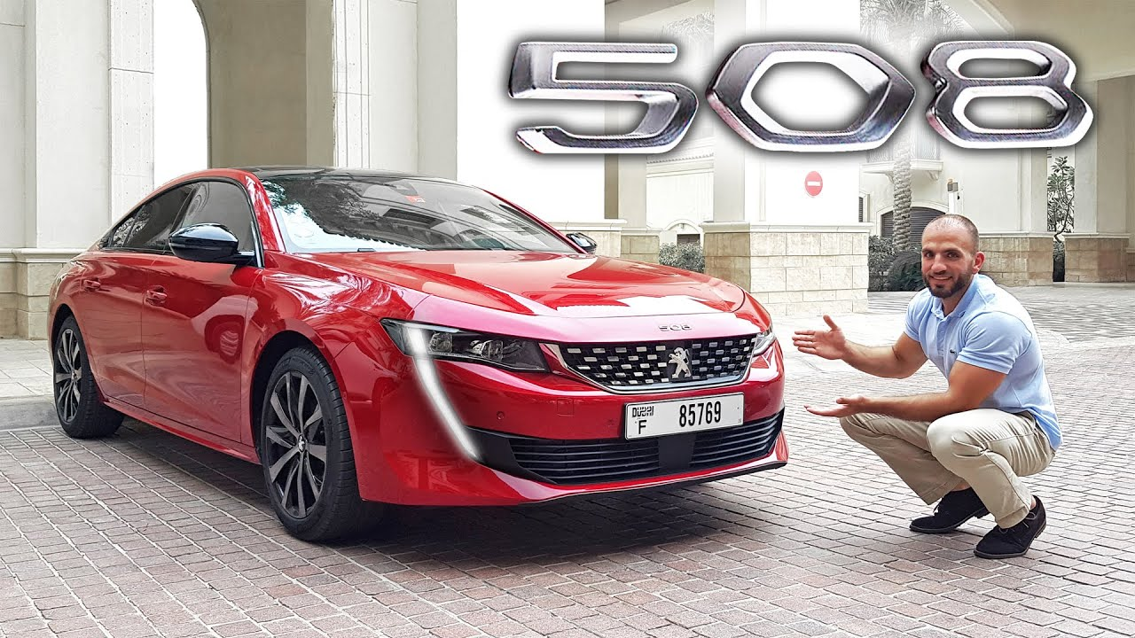 واخيرا بيجو تعود من جديد Peugeot 508GT